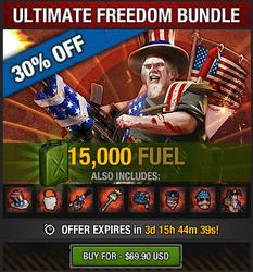 Tlsdz ultimate freedom bundle 15000 fuel 2015