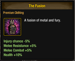 Tlsdz the fusion