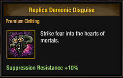 Tlsdz replica demonic disguise