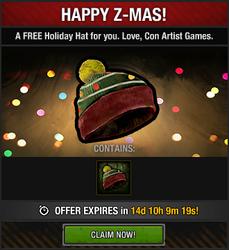 Tlsdz happy z-mas 2014 package