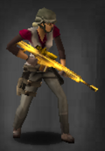 Survivor golden m107