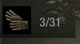Number of scavenged containers indicator
