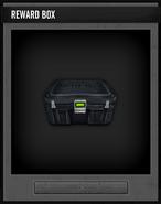 Unopened Reward Box