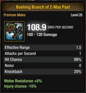 Tlsdz bashing branch of z-mas past
