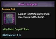 Book scrappers
