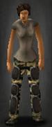 Survivor pants tiger