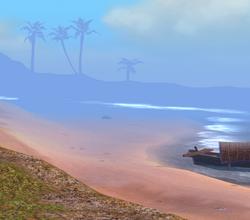 South Sea Scene Image1