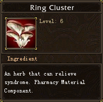 Ring Cluster