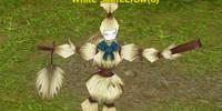 White Scarecrow