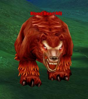 Blood Bear