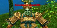 Swordsman Ghost