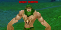 Jungle Titan