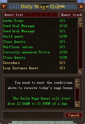 DWG list