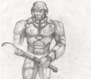 Exoskeleton concept