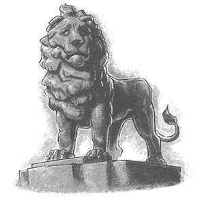 Lion 300px