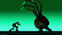 Raph vs Spider Bytez