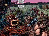 Ebrik Monsters vs Warriors