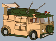 Party-wagon