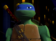 Leonardo Smiling