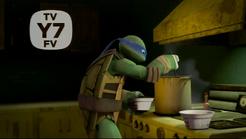 Leo cooking