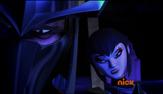 Shredder and Karai