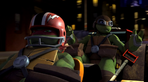 Mikey Raph buggy