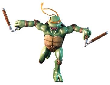 Michelangelo 2007 video games tmntpedia fandom powered by wikia - Tortue ninja orange ...