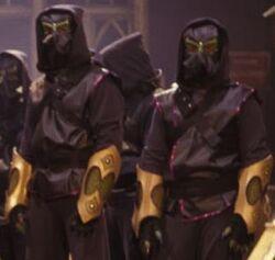 Rank warriors