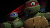 Raphael and Leonaro