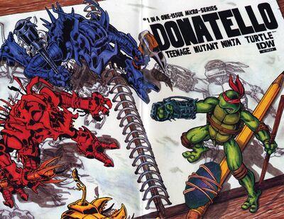 IDW-One-shot Donatello Cover-RI-B Eastman