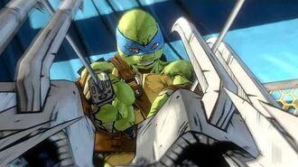Ninja Turtles Mutants in Manhattan - Super Shredder & Bosses Official Gameplay Trailer