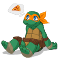 Tmnt simple thoughts by hearteaterc-d5oo4tl