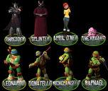 TMNT-Characters