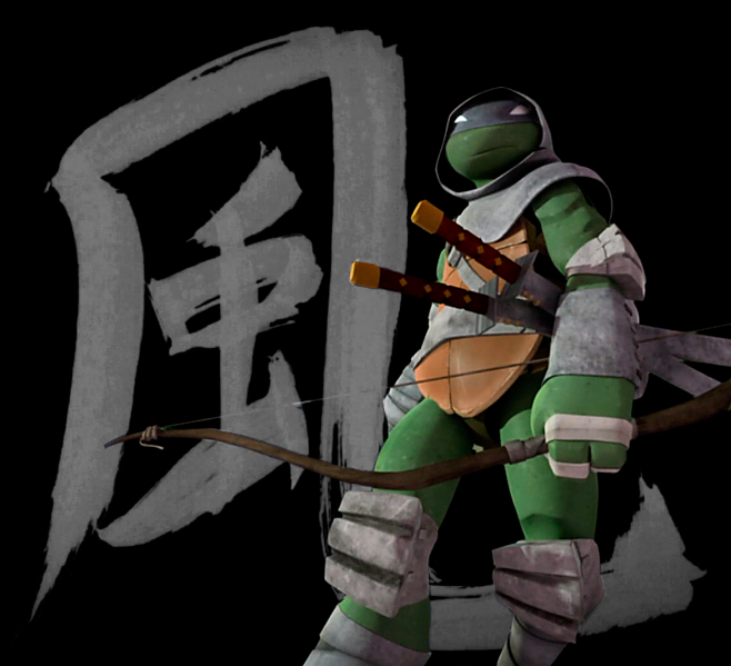 Ninja Mstico Leonardo  Wiki TMNT  FANDOM powered by Wikia