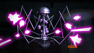 Security orb battle mode