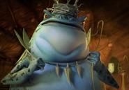 Attila the frog
