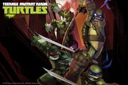 TMNT first poster