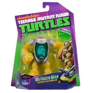 Mutagen man action figure 2013