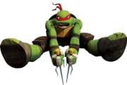 Raph cool but rude