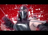 Shredder flashback