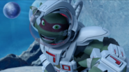 Raph in space