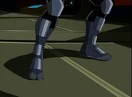 Karai's legs getting numb