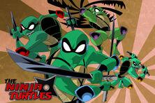 The ninja turtles