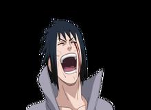 Laughing sasuke shippuden render by nostromoxwallpaper-d5uxtxh