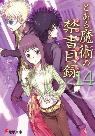 File:Toaru Majutsu no Index Light Novel v14 cover.jpg
