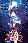 A Certain Magical Index Light Novel v04 cover