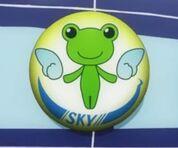 Gekota badge