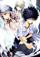 Toaru Majutsu no Index Movie Manga-promotional image