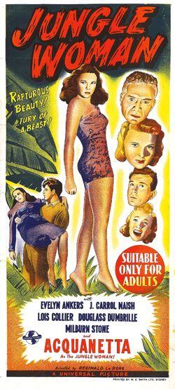 Jungle Woman 1944