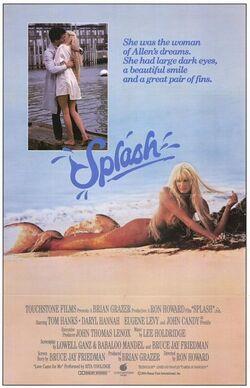 Splash 1984